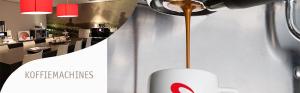 koffiemachines van top kwaliteit